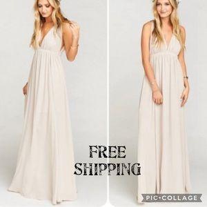 Show Me Your Mumu Ava Maxi Dress Size Large